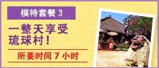 一整天享用琉球村