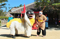 Wakuya and Shishi-mai (Lion Dance)