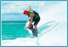 【Zanpa Beach】 Fly Board