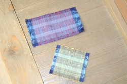 芸能・生活文化体験 Textile weaving trial Mini-center