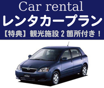 Car rental reservations (S-class)